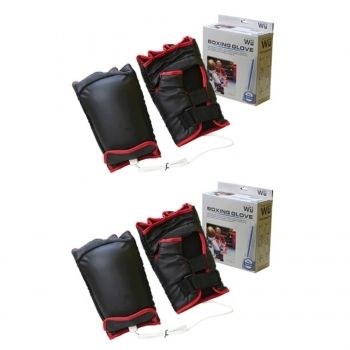 MGEAR Boxing Gloves for the Nintendo Wii (2 Sets) - myaccessoryguy