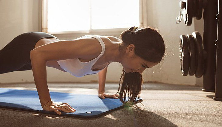 The Beginner's Guide To Burpee Exercise