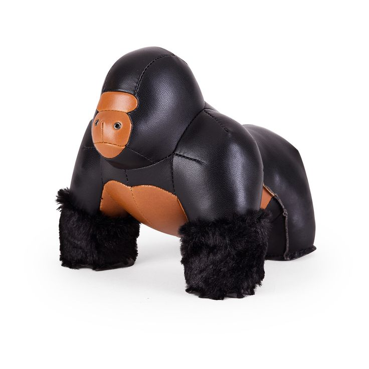 ORIIGINSTORE – ORIGINAL GIFT IDEAS. Zuny Gorilla Black Bookend