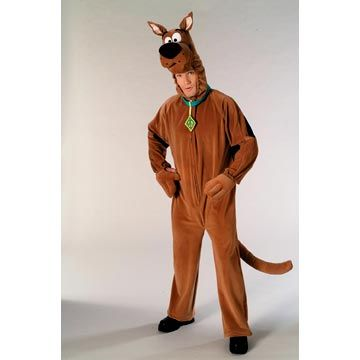 Scooby Doo Available for hire in size medium