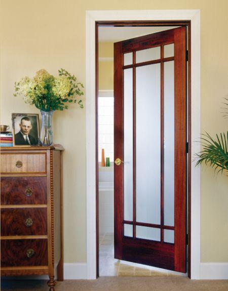 interior office doors with glass. Nine-lite Glass Door. #Doors #ReplacementDoors #HomeRemodel · Contemporary Interior DoorsIndoor Office Doors With