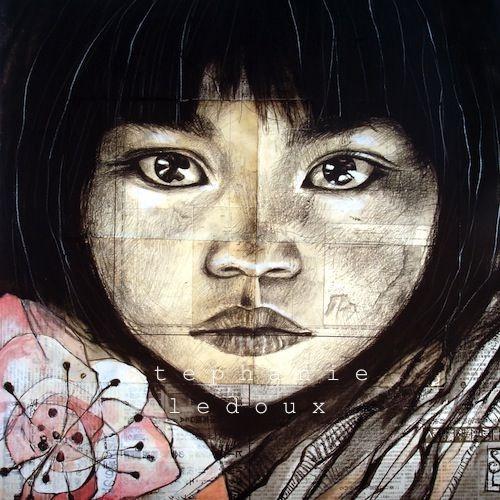 Stephanie ledoux. Grande artiste