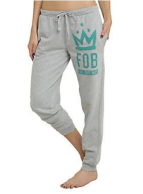 Dance, Dance in these FOB joggers.