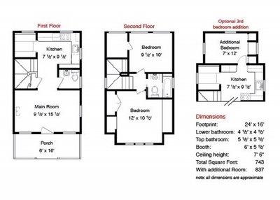 Best Tumbleweed Home Images On Pinterest Small Houses Tiny - B53 tumbleweed house