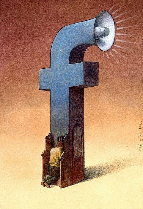 Usamos las redes sociales para decir en voz alta nuestros problemas y nuestros errores, buscamos el reconocimiento y el apoyo de los demás. Así nos confesamos en el siglo XXI
