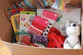 Charitable Gift Box