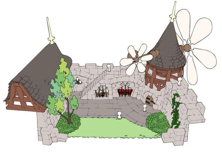 Horun Castle