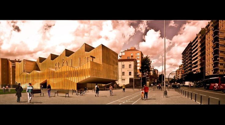 New Museum BÒLIT in Girona by Josep Llinàs