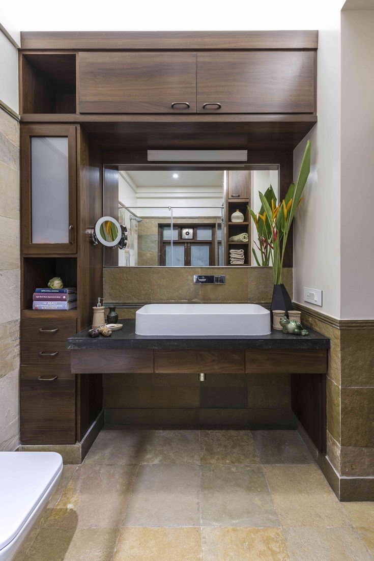 Bathroom interiors - Ar. Puran Kumar