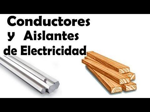 En este video nos explican la diferencia entre un material conductor y un aislante de la electricidad, por medio de un sencillo experimento.