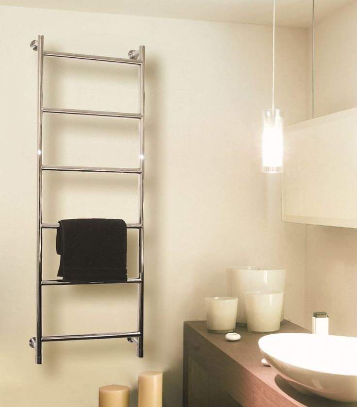 Simple yet classic. #towelrail #radiator #bathrooms #luxury