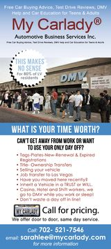 You never want to go to DMV again!