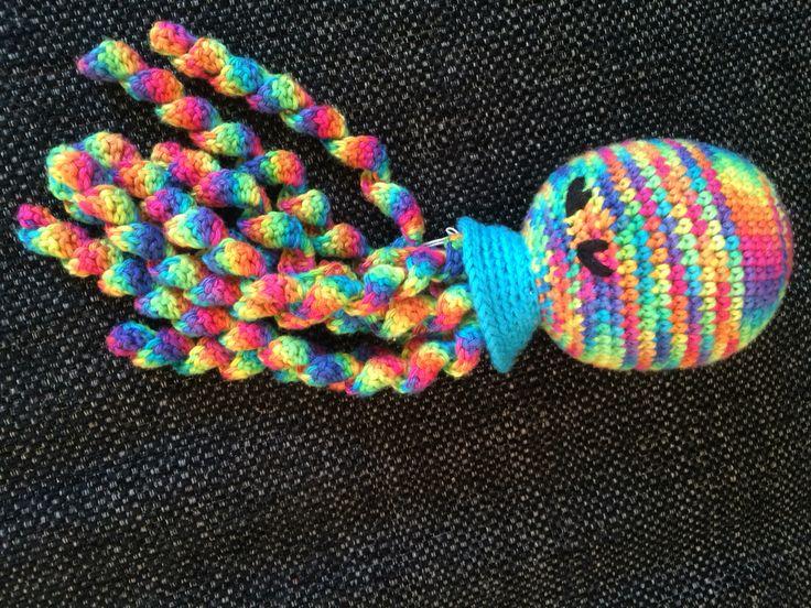 Crochet squid