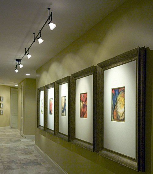 Interior Lighting Options Interior Lighting Options: Iesna Museum And Art Gallery Lighting