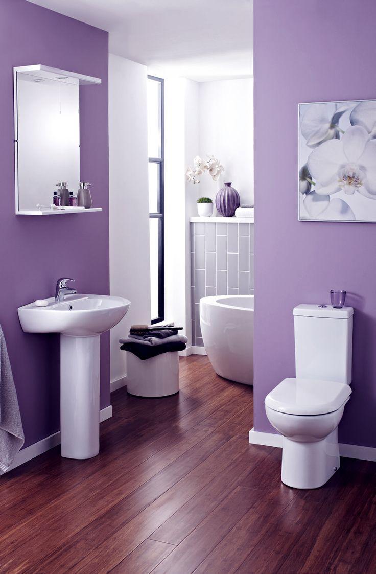 28 best Bathroom Colour Schemes images on Pinterest | Bathroom ...