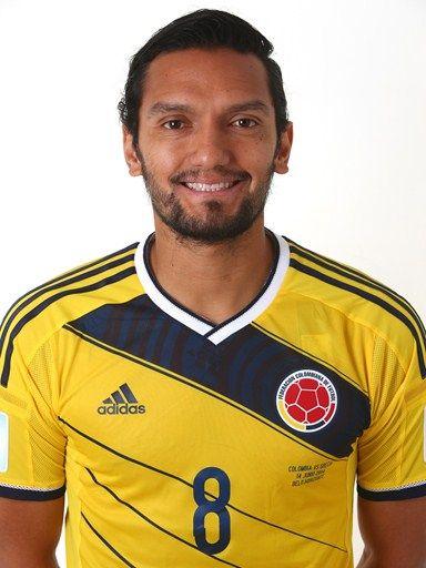 Las fotos oficiales de #Colombia #Fifa #Brasil2014 - Abel Aguilar
