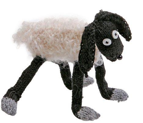 Strikket får