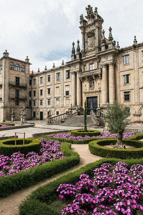Seminario Mayor Santiago Apostol el Salvador. Santiago de Compostela; Galicia, Spain