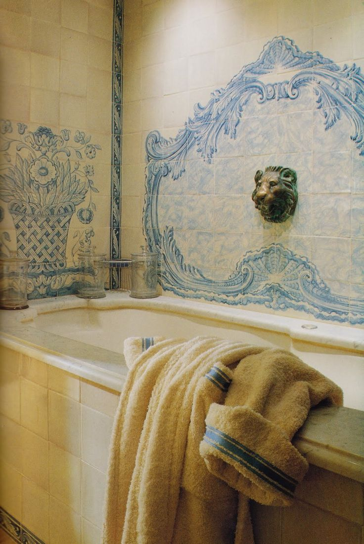 French Bathroom Tiles 17 Best Images About French Inspired Bathrooms On Pinterest