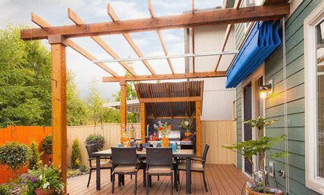 Pergola Canopies   Canopies   ShadeFXCanopies.com