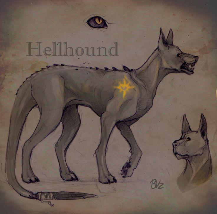 les 53 meilleures images du tableau hellhound tattoo drawings sur pinterest dessins de. Black Bedroom Furniture Sets. Home Design Ideas
