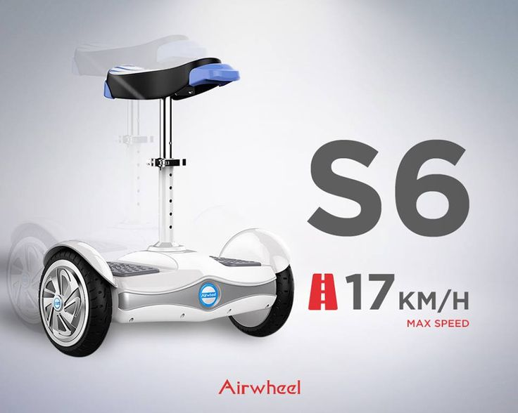 Small And Practical, Airwheel S6 Will Make You Go Further!