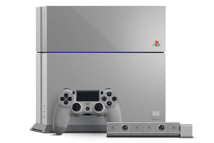 PS4 20th Anniversary Edition | Man of Many