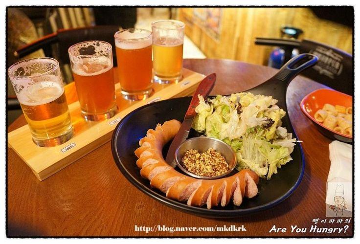 [혼술3]양평동 맥주 양평공장PUB, 착한 가격으로 즐기는 수제맥주 : 네이버 블로그