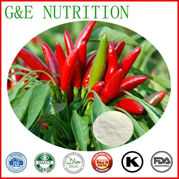 Chili Pepper Extract 100% natural pure capsaicin powder 10g