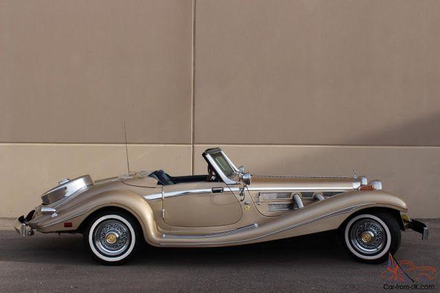 Mercedes Benz 500K (1934)