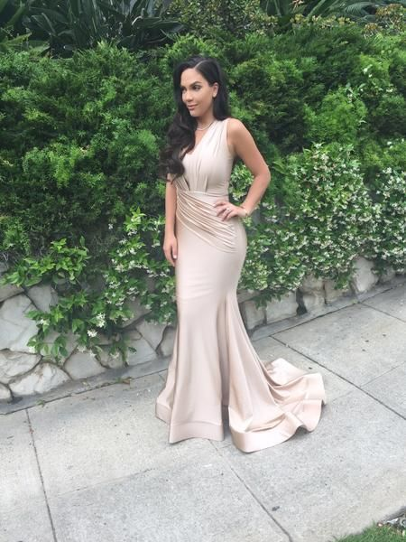 The one - Slinky Nude Gown - Awesome World - Online Store  - 1