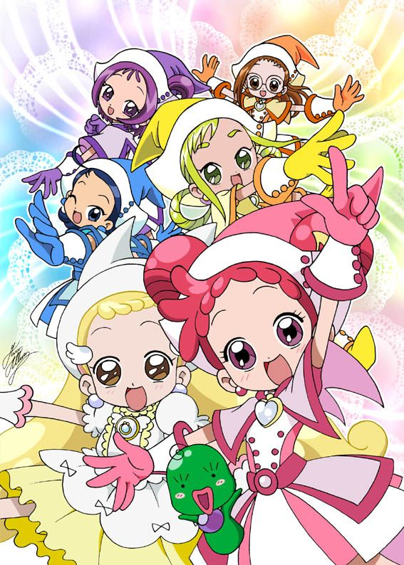 Doremi- remember it from my childhood but not exactly what it was about xD