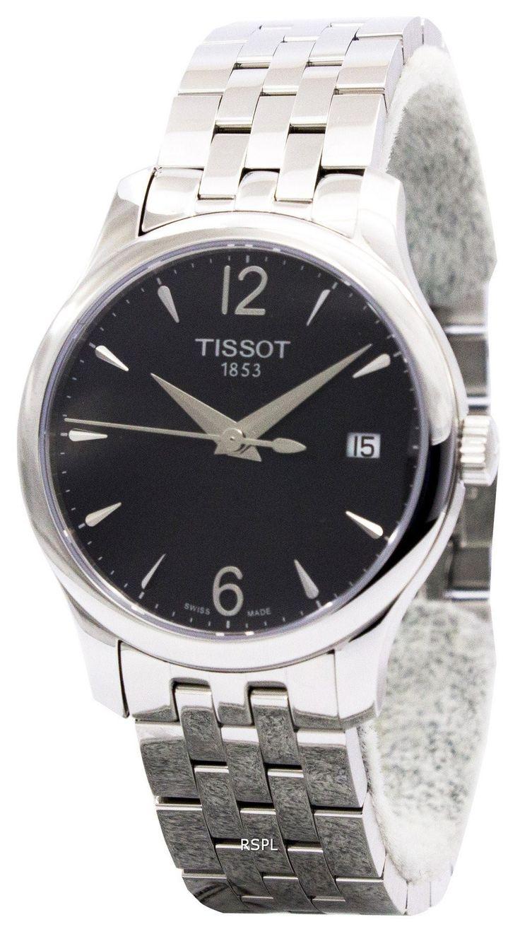 Tissot T-Classic Tradition T063.210.11.057.00 T0632101105700 Women's Watch