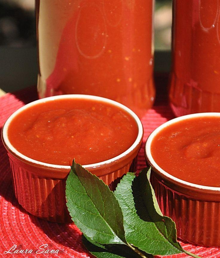 Ketchup de casa (cu mere)