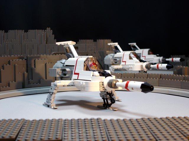 イメージ0 - レゴで、ITC作品メカを増殖中!【Part-II】の画像 - 特撮 プロップス 倉庫 - Yahoo!ブログ