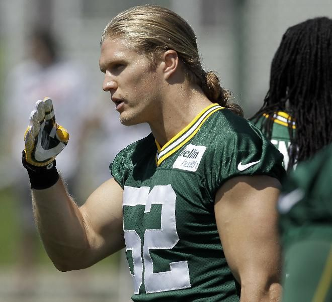 With Charles Woodson no longer in the mix, Clay Matthews has become the leader ofthe defense.