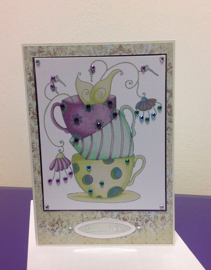 Fabulous Tea Cups, House of Zandra