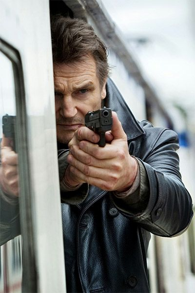 Liam Neeson in Taken 2: I was surprised to see that both films were written by the same two screenwriters - Taken 2 - A dumb sequel that might make the original better - By Edward Carney