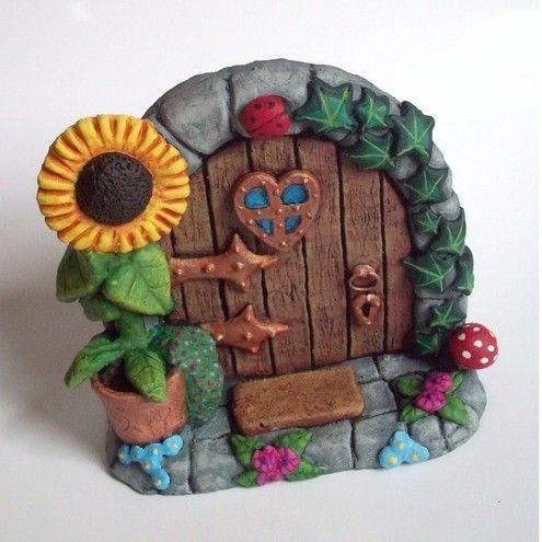 Best 25 garden doors ideas on pinterest unique doors for Secret fairy doors by blingderella