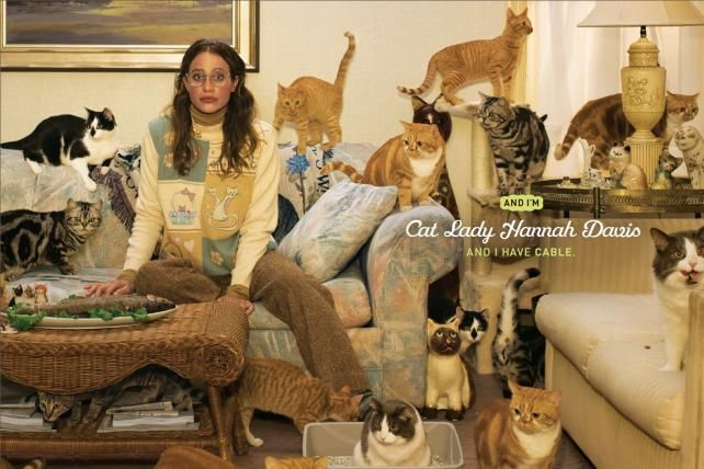 Hannah Davis is a Cat Lady in DirecTV's Swimsuit Issue Ad | Media - Advertising Age