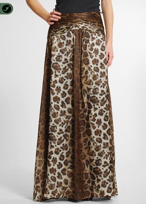 african long skirt