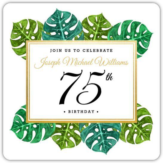 433 besten Geburtstag Einladung Bilder auf Pinterest