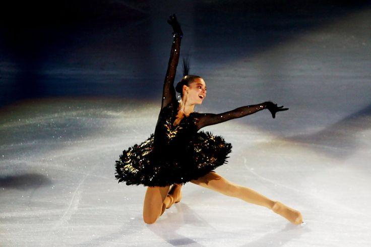 Adelina Sotnikova : «Le patinage artistique, ce n'est pas une distraction»
