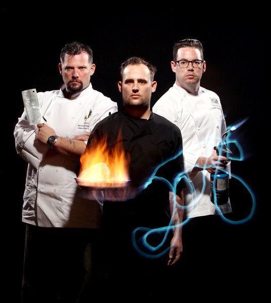 Kitchen masters:  Meet 10 of Tulsa's rock star chefs.