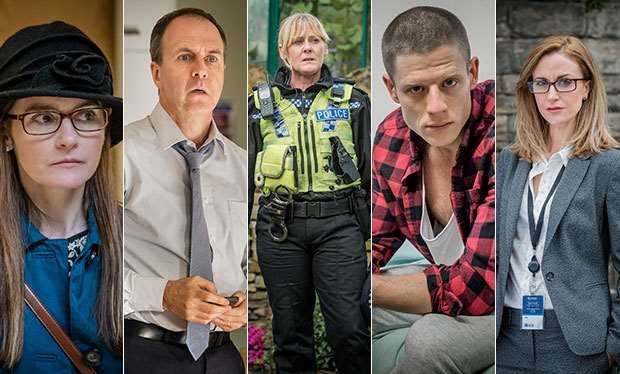 Sarah Lancashire and James Norton are joined by Katherine Kelly, Shirley Anderson, Kevin Doyle, Julie Hesmondhalgh and Matthew Lewis for a chilling second series