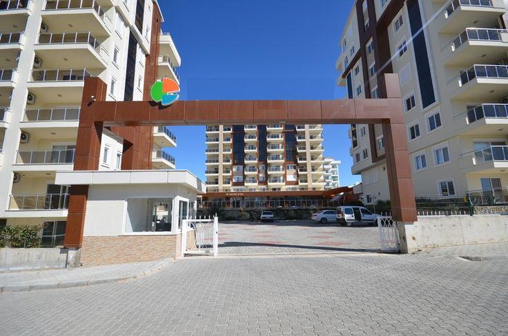 Wohnung 1+1 in Avsallar/Alanya
