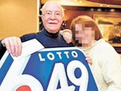CANOE Lotteries! Winning Canadian Lottery Numbers - Lottery News: Lotto 6-49 jackpot curse continues