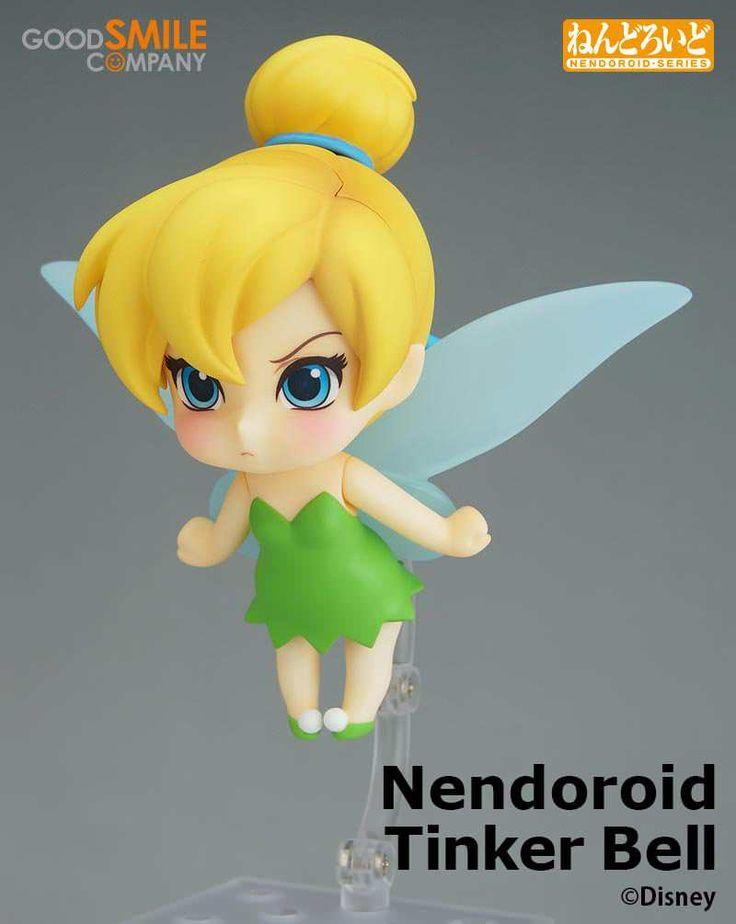 Peter Pan - Tinkerbell - Nendoroid - Good Smile Company (?) - SD-Figuren / Nendoroids - Japanshrine
