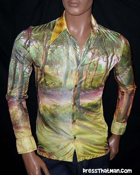 "I remember these ""scenic"" silks.  Women's even came with matching vests.  What were we thinking?"