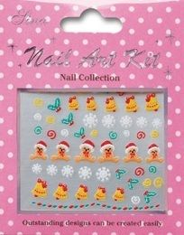 0,50€. Sina Nail Art Kit Collection NARK-42